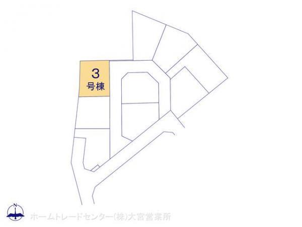新築戸建 埼玉県上尾市大字大谷本郷718 JR高崎線上尾駅 2080万円