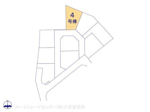 新築戸建 埼玉県上尾市大字大谷本郷718 JR高崎線上尾駅 2490万円