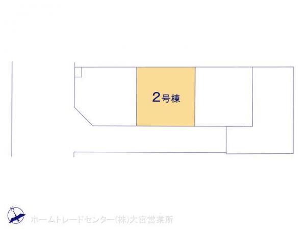新築戸建 埼玉県鴻巣市宮前85-8 JR高崎線北鴻巣駅 2380万円