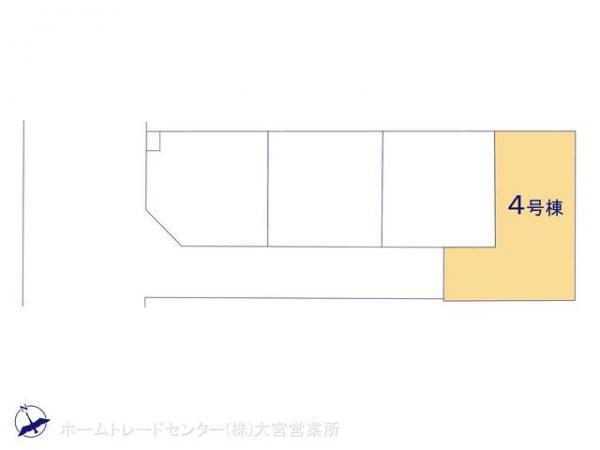 新築戸建 埼玉県鴻巣市宮前85-2 JR高崎線北鴻巣駅 2180万円