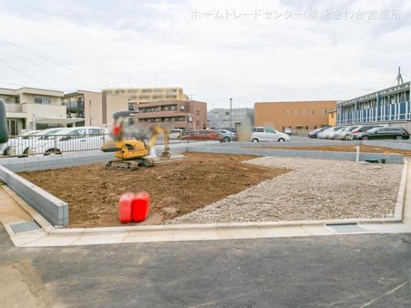 土地 埼玉県富士見市大字鶴馬2594 東武東上線鶴瀬駅 4480万円