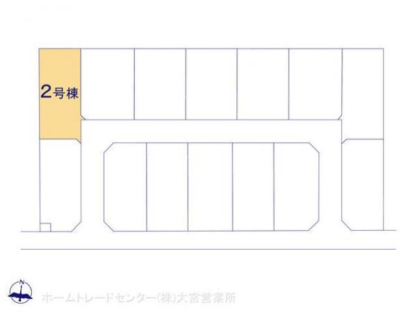 新築戸建 埼玉県鴻巣市袋665-1 JR高崎線北鴻巣駅 1890万円