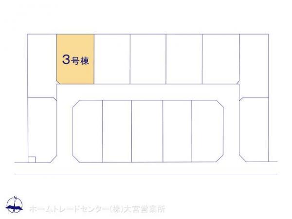 新築戸建 埼玉県鴻巣市袋665-1 JR高崎線北鴻巣駅 2290万円
