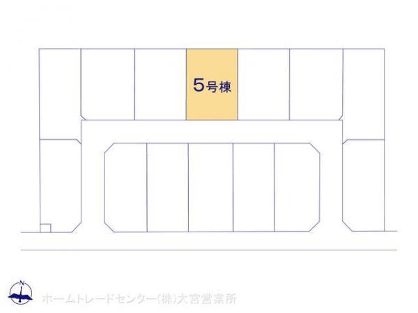新築戸建 埼玉県鴻巣市袋664-1 JR高崎線北鴻巣駅 2390万円