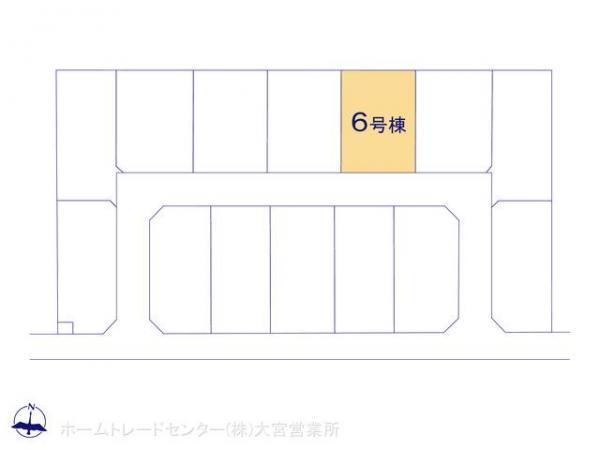 新築戸建 埼玉県鴻巣市袋661-1 JR高崎線北鴻巣駅 2290万円