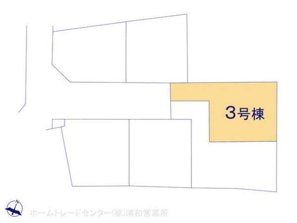 新築戸建 埼玉県さいたま市南区大字大谷口2505-1 JR武蔵野線東浦和駅 3290万円