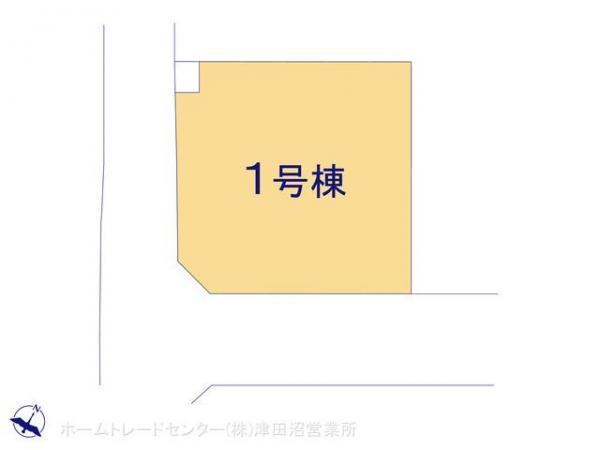 新築戸建 千葉県八街市八街ほ603-23 JR総武本線八街駅 2480万円