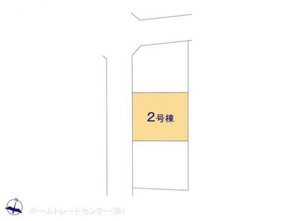 新築戸建 東京都稲城市坂浜1198-1 小田急線新百合ヶ丘駅 3880万円