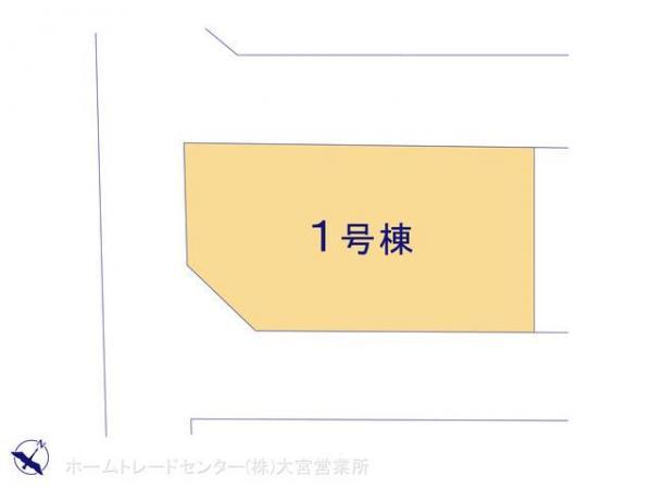 新築戸建 埼玉県北本市東間2丁目307 JR高崎線北本駅 3190万円