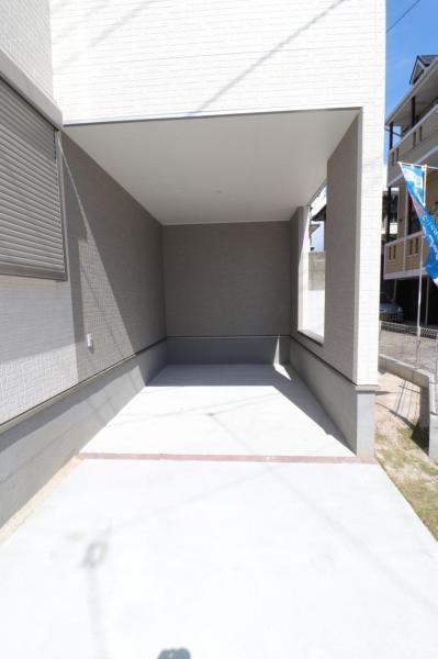 新築戸建 福岡市東区馬出6丁目 JR鹿児島本線吉塚駅 3348万円
