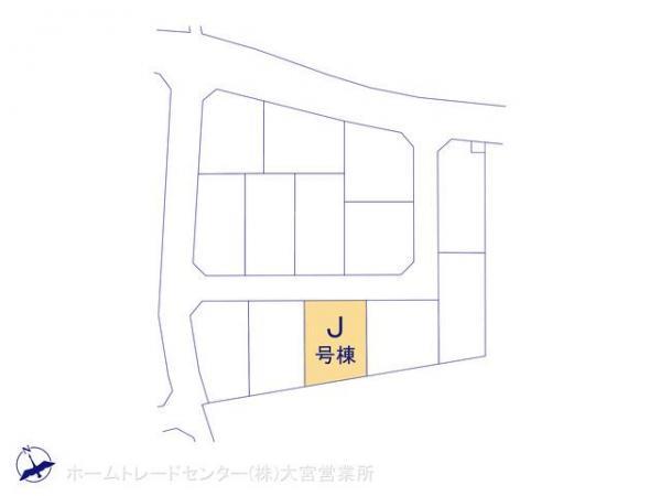 新築戸建 埼玉県上尾市大字小敷谷739-1 JR高崎線上尾駅 2590万円