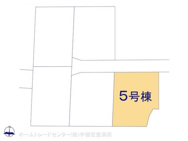 新築戸建 栃木県鹿沼市千渡2324-8 JR日光線鹿沼駅 2080万円