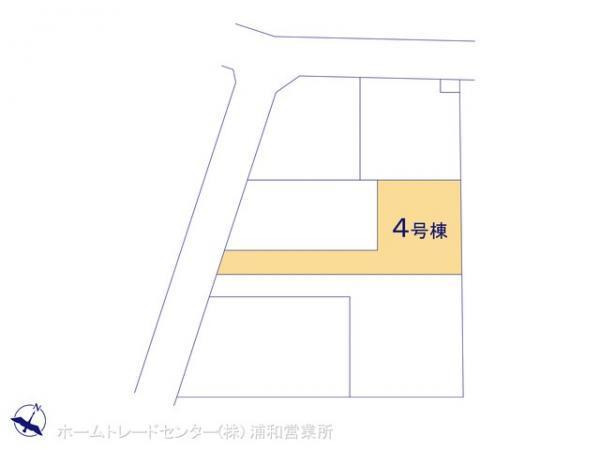 新築戸建 埼玉県さいたま市緑区大字三室2070-1 JR京浜東北線北浦和駅 2890万円