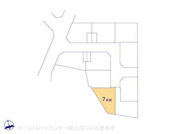 土地 東京都東久留米市幸町4丁目9 西武池袋線清瀬駅 2080万円