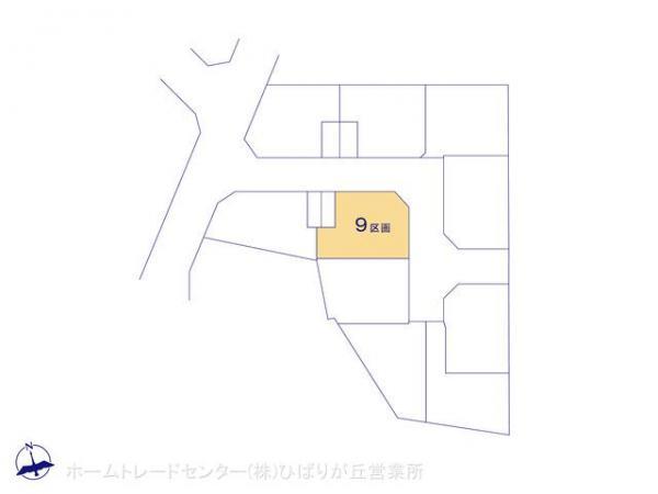 土地 東京都東久留米市幸町4丁目9 西武池袋線清瀬駅 2680万円