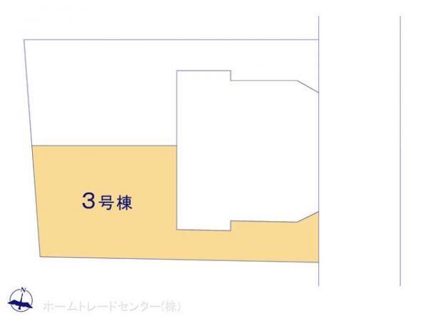 新築戸建 東京都中野区白鷺2丁目29 西武新宿線鷺ノ宮駅 6090万円