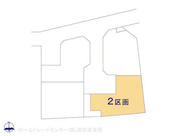土地 埼玉県さいたま市桜区大字塚本215-1 JR京浜東北線浦和駅 1580万円