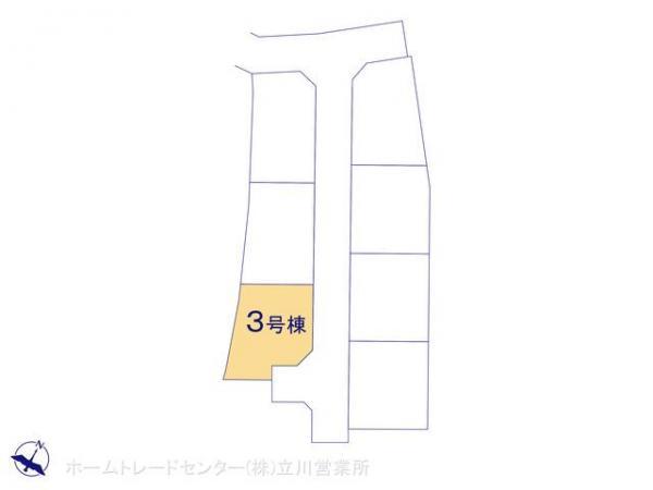 新築戸建 東京都八王子市下恩方町1606-15 JR中央線高尾駅 2280万円