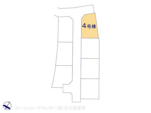 新築戸建 東京都八王子市下恩方町1606-9 JR中央線高尾駅 2280万円