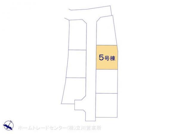 新築戸建 東京都八王子市下恩方町1606-10 JR中央線高尾駅 2080万円