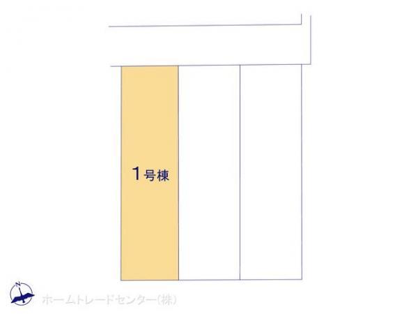 新築戸建 東京都武蔵野市関前5丁目19-10 JR中央線武蔵境駅 6580万円