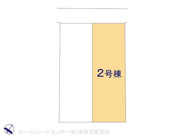 新築戸建 千葉県成田市三里塚272-5 京成本線京成成田駅 2460万円