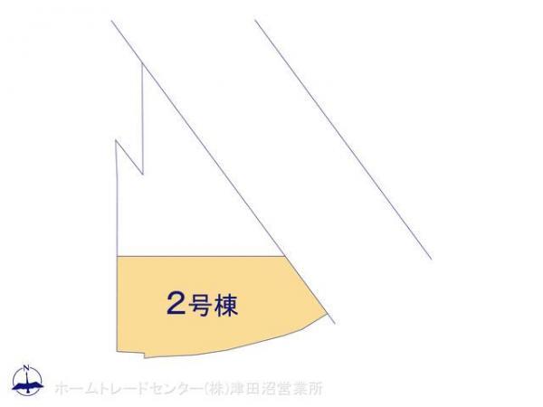新築戸建 千葉県市原市五井2292-1 JR内房線五井駅 2790万円