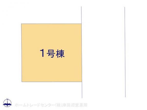 新築戸建 千葉県八街市中央13-17 JR総武本線八街駅 2180万円