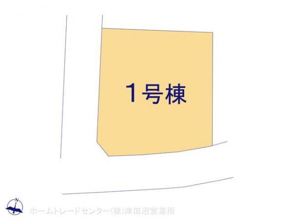新築戸建 千葉県佐倉市臼井1413-39 京成本線京成臼井駅 2490万円