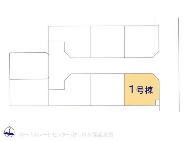 新築戸建 神奈川県座間市座間2丁目2418-1 JR相模線相武台下駅 2680万円