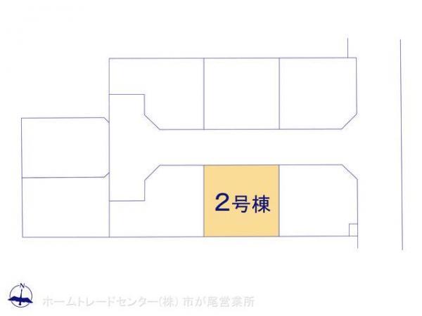 新築戸建 神奈川県座間市座間2丁目2418-2 JR相模線相武台下駅 2580万円