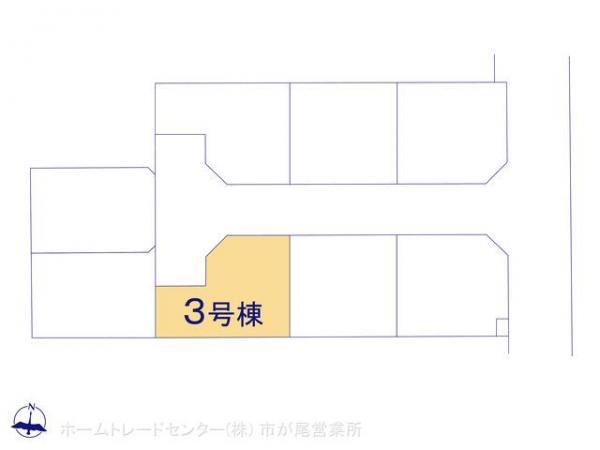 新築戸建 神奈川県座間市座間2丁目2418-3 JR相模線相武台下駅 2480万円