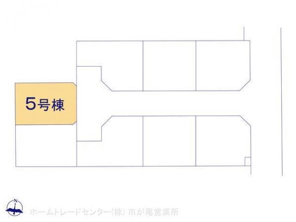 新築戸建 神奈川県座間市座間2丁目2418-5 JR相模線相武台下駅 2480万円