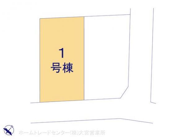 新築戸建 埼玉県北本市本宿5丁目17 JR高崎線北本駅 2998万円