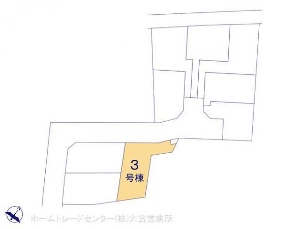 新築戸建 埼玉県上尾市大字平方2111-6 JR高崎線上尾駅 2530万円