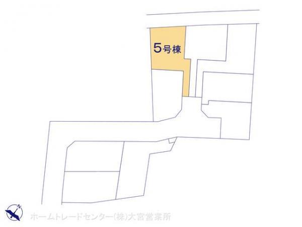 新築戸建 埼玉県上尾市大字平方2111-10 JR高崎線上尾駅 2280万円