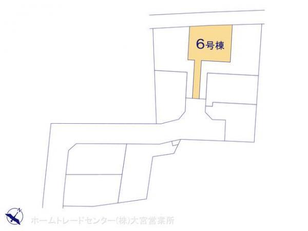新築戸建 埼玉県上尾市大字平方2111-12 JR高崎線上尾駅 2480万円