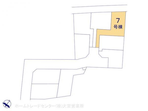 新築戸建 埼玉県上尾市大字平方2111-14 JR高崎線上尾駅 2230万円