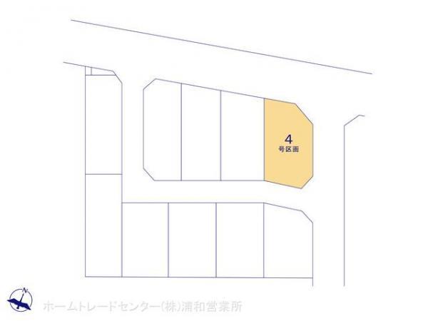 土地 埼玉県川口市大字安行556-4 埼玉高速鉄道戸塚安行駅 3490万円