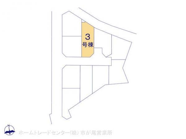 新築戸建 神奈川県横浜市緑区青砥町589-8 横浜線中山駅 4980万円