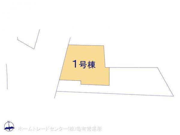 新築戸建 千葉県市川市河原155-8 東京地下鉄東西線妙典駅 4590万円