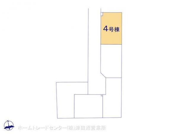 新築戸建 千葉県成田市本城134-24 京成電鉄本線京成成田駅 2590万円