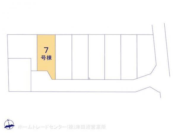 新築戸建 千葉県成田市本城156-2 京成電鉄本線京成成田駅 1880万円