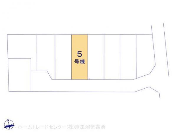 新築戸建 千葉県成田市本城156-2 京成本線京成成田駅 1780万円