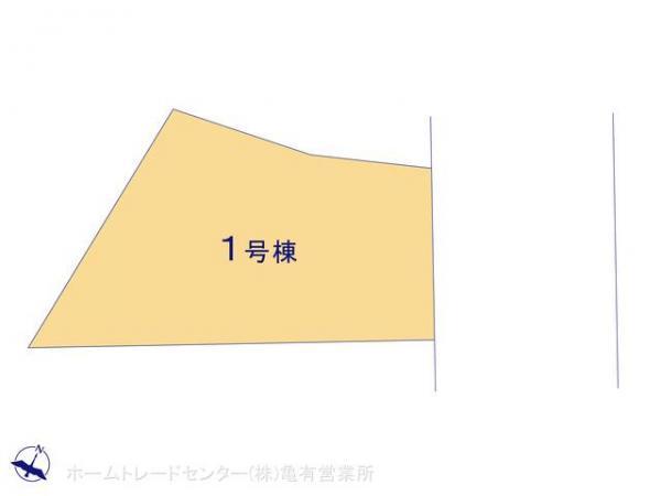 新築戸建 東京都葛飾区西新小岩3丁目34 JR総武本線新小岩駅 4690万円