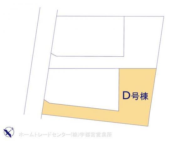 新築戸建 栃木県さくら市櫻野331-24 東北本線氏家駅 1890万円