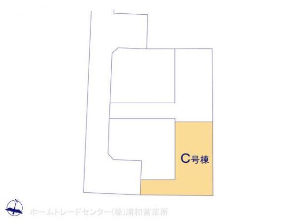 新築戸建 埼玉県さいたま市南区松本2丁目1066-119 JR武蔵野線西浦和駅 2890万円