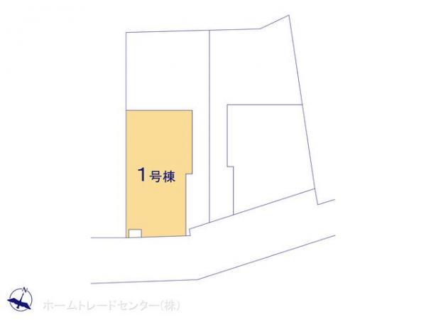新築戸建 東京都練馬区北町7丁目16 有楽町線平和台駅 6990万円