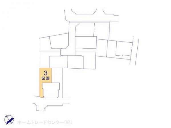 土地 東京都調布市東つつじケ丘3丁目37 京王線つつじヶ丘駅 4090万円