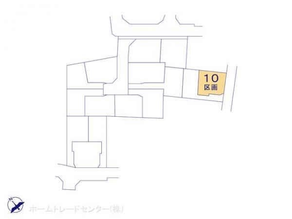 土地 東京都調布市東つつじケ丘3丁目37 京王線つつじヶ丘駅 4110万円